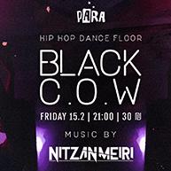 מסיבת בלק קאו | BLACK C.O.W
